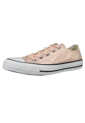 Converse Chucks Pink 563412C Chuck Taylor All Star - OX Washed Coral Black White – Bild 2
