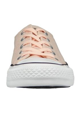 Converse Chucks Pink 563412C Chuck Taylor All Star - OX Washed Coral Black White – Bild 6