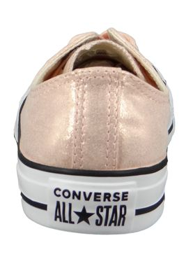 Converse Chucks Pink 563412C Chuck Taylor All Star - OX Washed Coral Black White – Bild 4