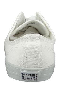 Converse Chucks 563475C Weiss Chuck Taylor All Star Dainty OX White White Pure Platinum – Bild 3