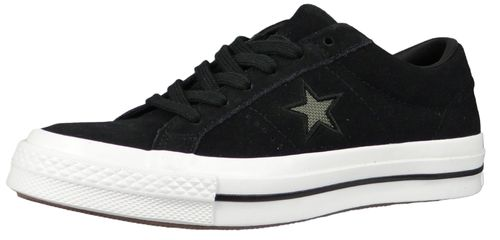 Converse Chucks 163383C Black One Star OX Black Field Surplus White – Bild 1