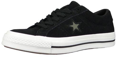 Converse Chucks 163383C Schwarz One Star OX Black Field Surplus White – Bild 1