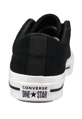 Converse Chucks 163383C Schwarz One Star OX Black Field Surplus White – Bild 3