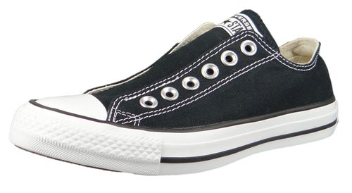 Converse Chucks Black 164300C CT AS Slip On Black White – Bild 1