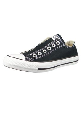 Converse Chucks Schwarz 164300C CT AS Slip ON Black White – Bild 1