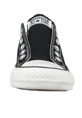 Converse Chucks Schwarz 164300C CT AS Slip ON Black White – Bild 5