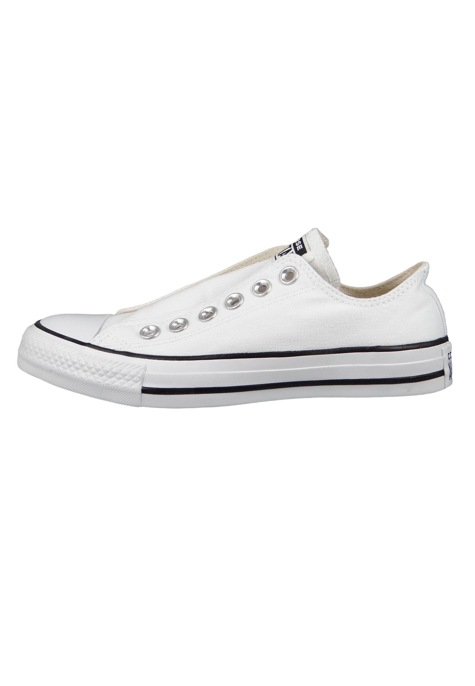 Converse Chucks Weiss164301C CT AS Slip ON White