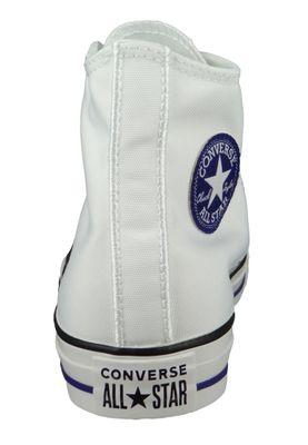 Converse Chucks Weiss 164411C Chuck Taylor All Star - White Court Purple White – Bild 3