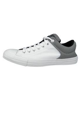 Converse Chucks 164286C Grau Weiss CHUCK TAYLOR ALL STAR High Street OX - Mason White Black – Bild 3