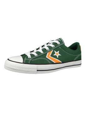 Converse Chucks 164400C Green Star Player OX Fir Orange Ox White – Bild 1