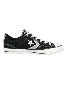 Converse Chucks 164399C Schwarz Star Player OX Black Dolphin White – Bild 4