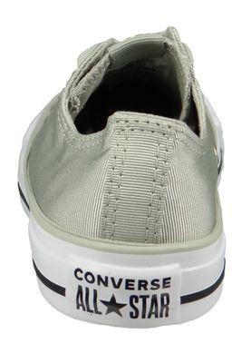 Converse Chucks Grau 564351C Chuck Taylor All Star - OX Light Surplus Light Gold White – Bild 3