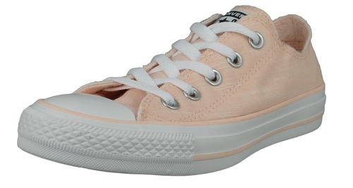 Converse Chucks Rosa 564343C Chuck Taylor All Star - OX Washed Coral White – Bild 1