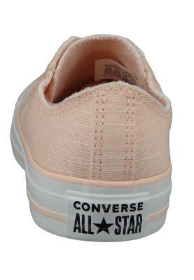 Converse Chucks Rosa 564343C Chuck Taylor All Star - OX Washed Coral White – Bild 3