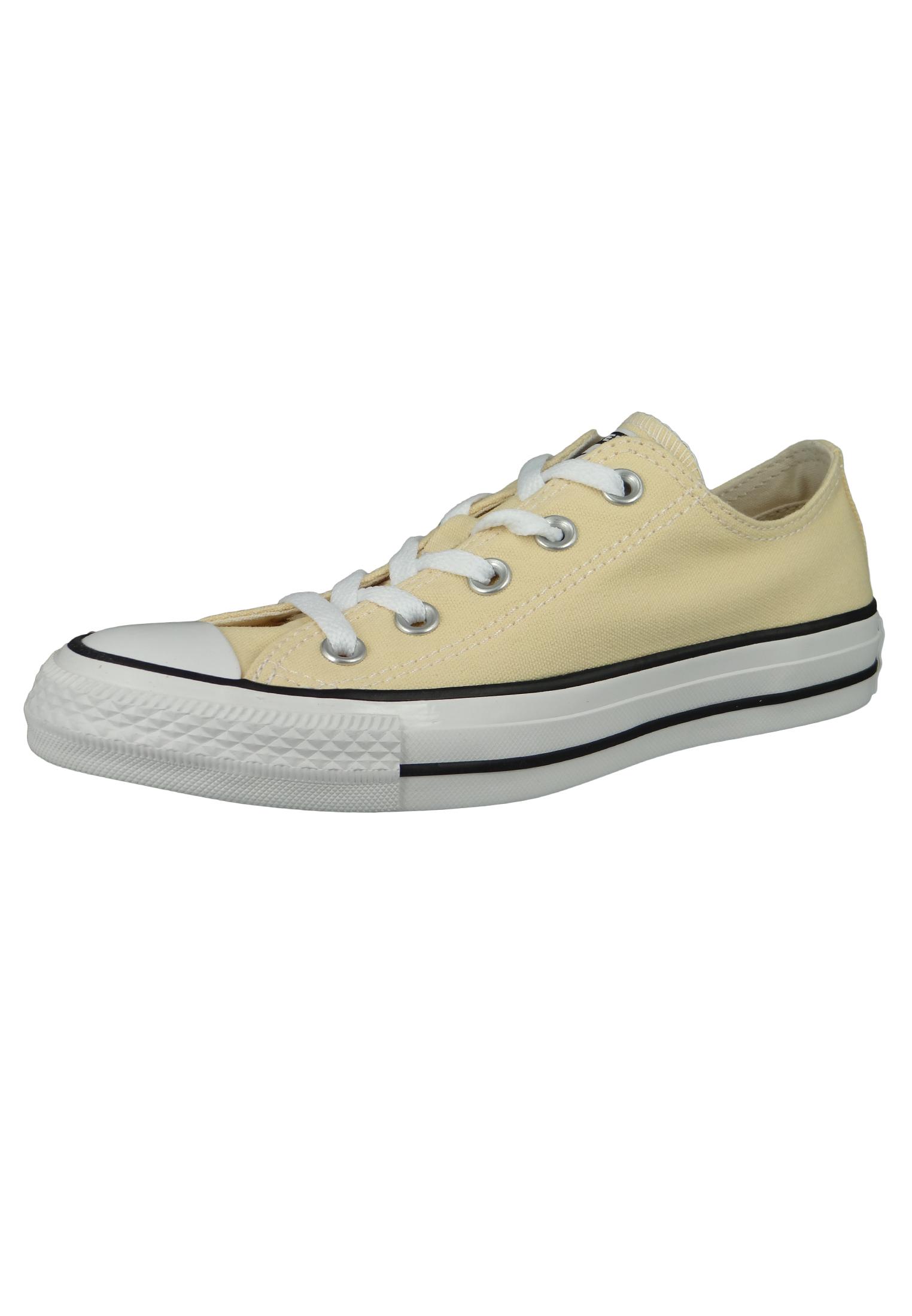 Converse Chucks Beige 164295C Chuck Taylor All Star - OX Pale Vanilla