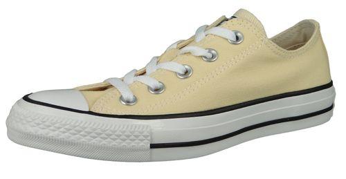 Converse Chucks Beige 164295C Chuck Taylor All Star - OX Pale Vanilla – Bild 1