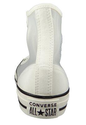 Converse Chucks Weiss 564625C Chuck Taylor All Star - HI Vintage White – Bild 5