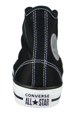Converse Chucks Schwarz 564626C Chuck Taylor All Star - HI Black White – Bild 3