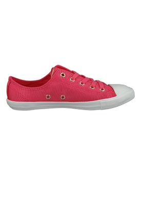 Converse Chucks 564306C Rot Chuck Taylor All Star Dainty OX Strawberry Jam Tur Orange – Bild 4