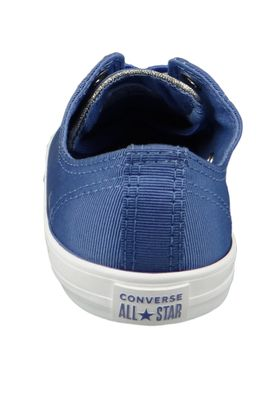 Converse Chucks 564308C Blau Chuck Taylor All Star Dainty OX Washed Indigo Fog – Bild 5