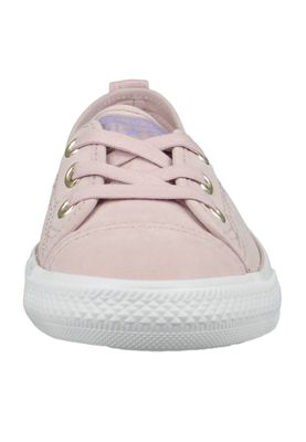Converse Chucks Ballerina 564314C Dainty All Star Ballet Lace Rosa Plum Chalk Washed Lilac – Bild 3