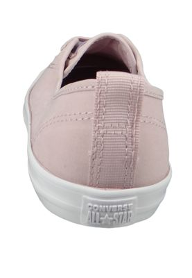Converse Chucks Ballerina 564314C Dainty All Star Ballet Lace Rosa Plum Chalk Washed Lilac – Bild 5