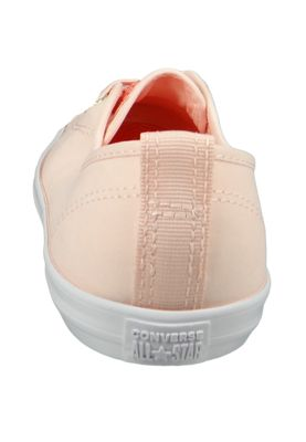Converse Chucks Ballerina 564313C Dainty All Star Ballet Lace Rosa Washed Coral Turf Orange – Bild 6