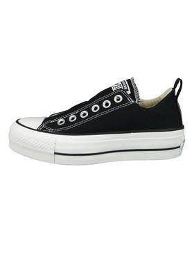 Converse Chucks Platform Black 563456C Chuck Taylor All Star Lift - SLIP Black White Black – Bild 2