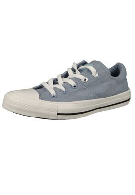 Converse Chucks Lila 564333C Chuck Taylor All Star Madison OX Indigo Fog White – Bild 1