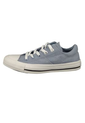 Converse Chucks Lila 564333C Chuck Taylor All Star Madison OX Indigo Fog White – Bild 2