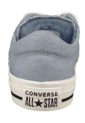 Converse Chucks Lila 564333C Chuck Taylor All Star Madison OX Indigo Fog White – Bild 3