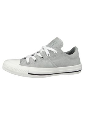 Converse Chucks Grau 564331C Chuck Taylor All Star Madison OX Wolf Grey White – Bild 2