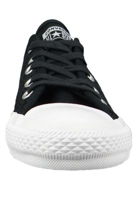 Converse Chucks Schwarz 564355C Chuck Taylor All Star - OX Black Egret White – Bild 3