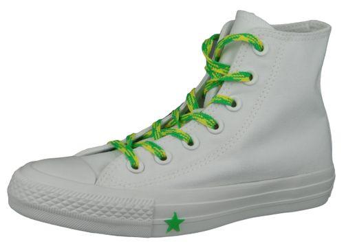 Converse Chucks White 564123C Chuck Taylor All Star - White Acid Green Fresh Yellow – Bild 1