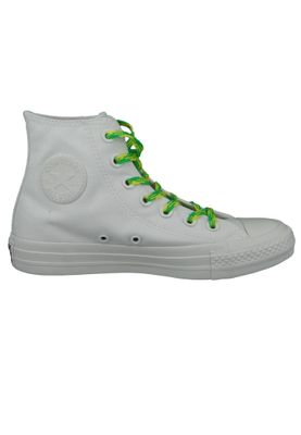 Converse Chucks Weiss 564123C Chuck Taylor All Star - HI White Acid Green Fresh Yellow – Bild 4