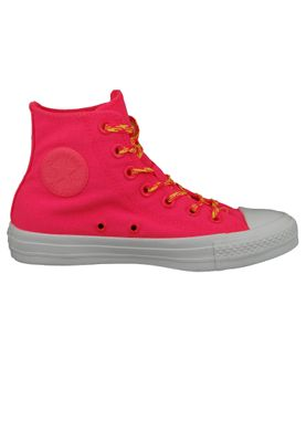 Converse Chucks Pink  564122C Chuck Taylor All Star - HI Racer Pink Fresh Yellow White – Bild 5