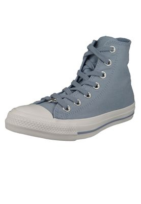 Converse Chucks Purple 564420C Chuck Taylor All Star - HI Indigo Fog White White – Bild 2