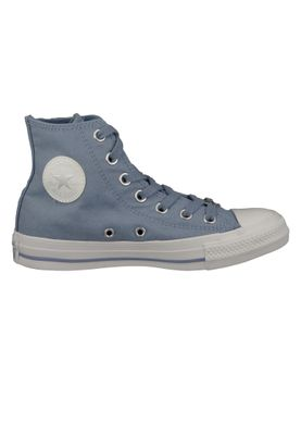 Converse Chucks Purple 564420C Chuck Taylor All Star - HI Indigo Fog White White – Bild 5