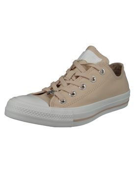 Converse Chucks Beige 564421C Chuck Taylor All Star - OX Particle Beige White – Bild 1