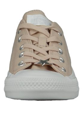 Converse Chucks Beige 564421C Chuck Taylor All Star - OX Particle Beige White – Bild 5