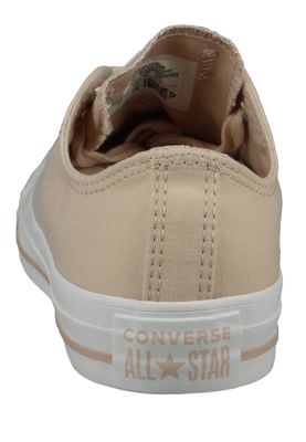 Converse Chucks Beige 564421C Chuck Taylor All Star - OX Particle Beige White – Bild 3