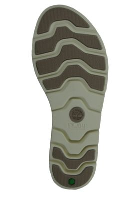 Timberland A1XVJ Lottie Lou 3-Band Sandal Women's Sandals Simply Taupe Beige Light Gray – Bild 3