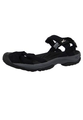 KEEN Women's Sandal Bali Strap Black Steel Gray Black - 1018783 – Bild 1