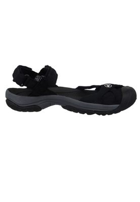 KEEN Women's Sandal Bali Strap Black Steel Gray Black - 1018783 – Bild 4
