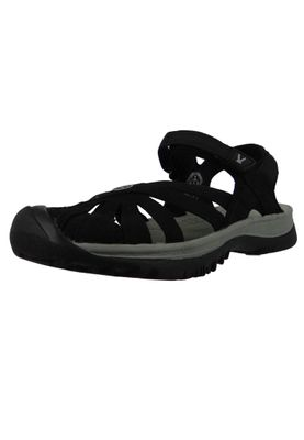 KEEN Damen Sandale Rose Sandal Black Neutral Grey Schwarz - 1008783 – Bild 1