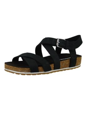 Timberland A1MR3 Malibu Waves Ankle Sandal Women's Sandals Jet Black Black – Bild 2