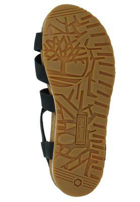 Timberland A1MR3 Malibu Waves Ankle Sandal Damen Sandalen Jet Black Schwarz – Bild 6