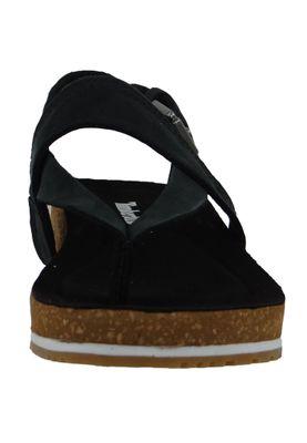 Timberland A1PGG Malibu Waves Thong Sandal Damen Sandale Black Schwarz – Bild 5