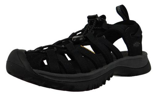 KEEN Damen Sandale Whisper Black Magnet Schwarz - 1018227 – Bild 1