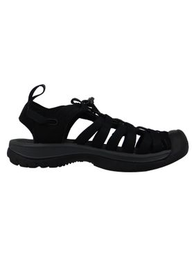 KEEN Ladies Sandal Whisper Black Magnet Black - 1018227 – Bild 4